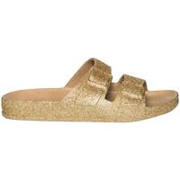 Pantofi Copii Papuci de vară Cacatoès Trancoso Auriu