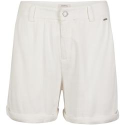 Îmbracaminte Femei Pantaloni scurti și Bermuda O'neill Essentials Alb
