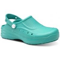 Pantofi Bărbați Saboti Feliz Caminar Zueco Laboral Flotantes Evolution - verde