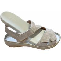 Pantofi Femei Sandale  Calzaturificio Loren LOQ6973bei blu