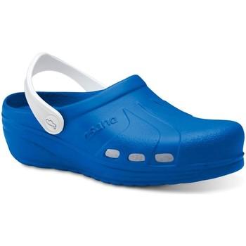 Pantofi Bărbați Saboti Feliz Caminar Zuecos Sanitarios Asana - albastru