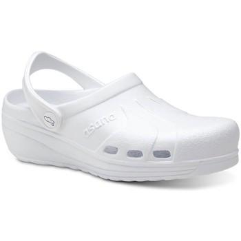Pantofi Bărbați Saboti Feliz Caminar Zuecos Sanitarios Asana - Alb