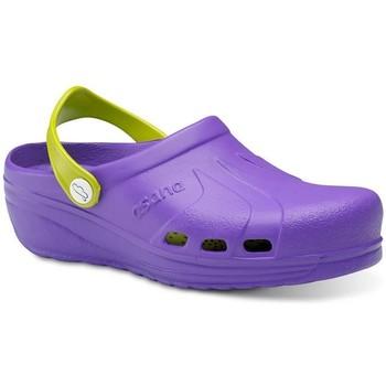 Pantofi Bărbați Saboti Feliz Caminar Zuecos Sanitarios Asana - Multicolor