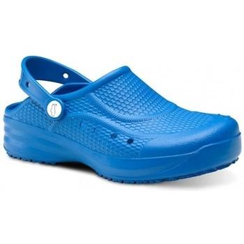 Pantofi Bărbați Saboti Feliz Caminar Zueco Laboral Flotantes Evolution - albastru