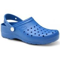 Pantofi Bărbați Saboti Feliz Caminar Zuecos Sanitarios Flotantes Gruyere - albastru