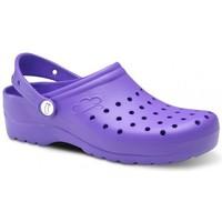 Pantofi Bărbați Saboti Feliz Caminar Zuecos Sanitarios Flotantes Gruyere - Multicolor