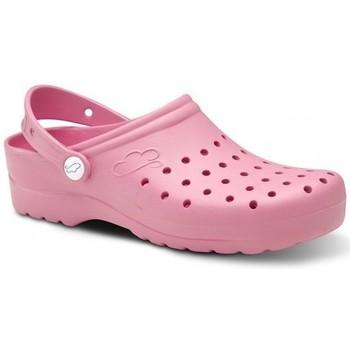 Pantofi Bărbați Saboti Feliz Caminar Zuecos Sanitarios Flotantes Gruyere - roz