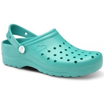 Pantofi Bărbați Saboti Feliz Caminar Zuecos Sanitarios Flotantes Gruyere - verde