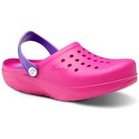 Pantofi Bărbați Saboti Feliz Caminar Zuecos Sanitarios Kinetic - roz