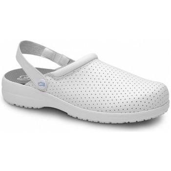 Pantofi Bărbați Saboti Feliz Caminar ZETA BLANCO - Alb