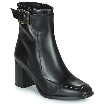 Pantofi Femei Botine Fericelli PALAIS Negru