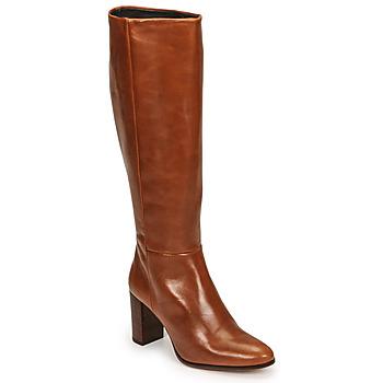 Pantofi Femei Cizme casual Fericelli PACHA Maro