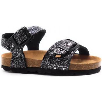 Pantofi Copii Sandale  Pastelle Salome Negru