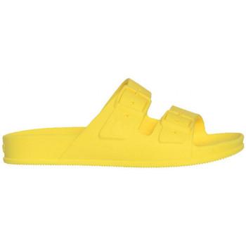 Pantofi Femei Papuci de vară Cacatoès Bahia galben