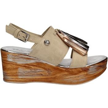 Pantofi Femei Sandale  Byblos Blu 672213 Bej