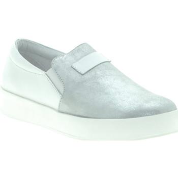 Pantofi Femei Pantofi Slip on Mally M007 Alb