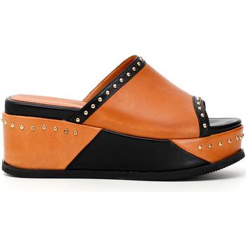 Pantofi Femei Papuci de vară Café Noir HH1360 Negru
