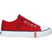 Pantofi Copii Pantofi sport Casual Beverly Hills Polo Club S21-S00HK535 Roșu