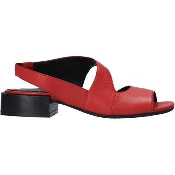 Pantofi Femei Sandale  Bueno Shoes 21WS4900 Roșu