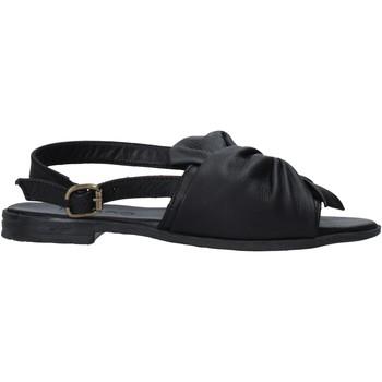 Pantofi Femei Sandale  Bueno Shoes 21WQ2005 Negru