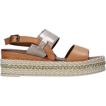 Pantofi Femei Sandale  Bueno Shoes 21WS5200 Maro