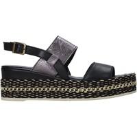 Pantofi Femei Sandale  Bueno Shoes 21WS5200 Negru