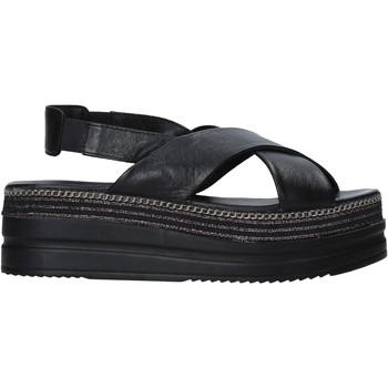 Pantofi Femei Sandale  Bueno Shoes 21WS5702 Negru