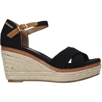 Pantofi Femei Sandale  Refresh 72879 Negru