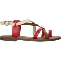 Pantofi Femei Sandale  Refresh 72655 Maro
