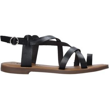 Pantofi Femei Sandale  Refresh 72655 Negru