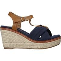 Pantofi Femei Sandale  Refresh 72878 Albastru
