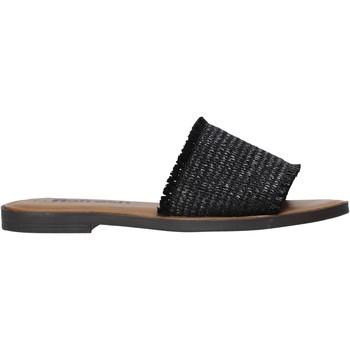 Pantofi Femei Papuci de vară Refresh 72958 Negru