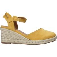Pantofi Femei Sandale  Refresh 72858 Galben