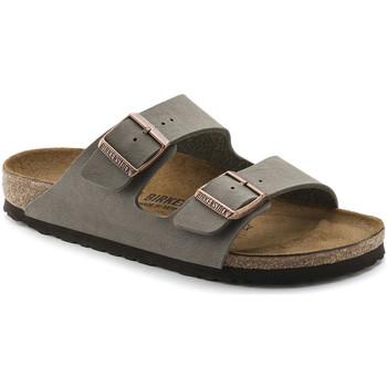 Pantofi Bărbați Papuci de vară Birkenstock 151183 Maro