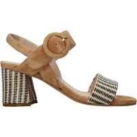 Pantofi Femei Sandale  Carmens Padova 45107 Maro