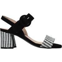 Pantofi Femei Sandale  Carmens Padova 45107 Negru