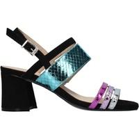 Pantofi Femei Sandale  Carmens Padova 45069 Negru
