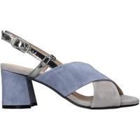 Pantofi Femei Sandale  Carmens Padova 45310 Gri