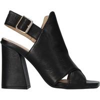 Pantofi Femei Sandale  Carmens Padova 45059 Negru