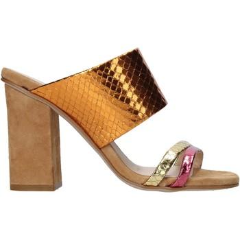 Pantofi Femei Sandale  Carmens Padova 45063 Portocale