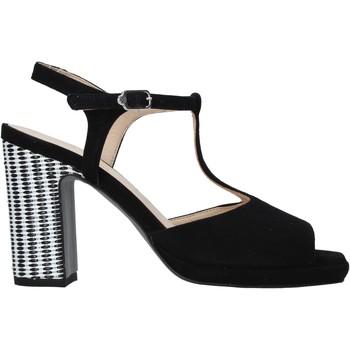 Pantofi Femei Sandale  Carmens Padova 45085 Negru