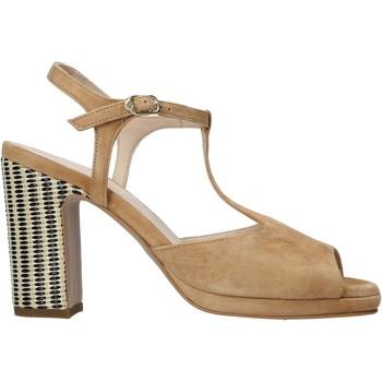 Pantofi Femei Sandale  Carmens Padova 45085 Maro