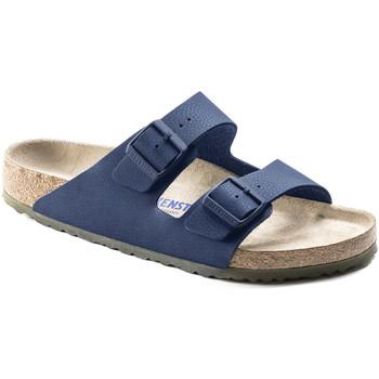 Pantofi Bărbați Papuci de vară Birkenstock 1019681 Albastru