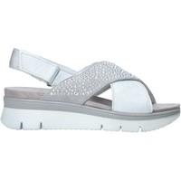 Pantofi Femei Sandale  Enval 7283511 Gri