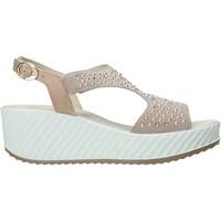 Pantofi Femei Sandale  Enval 7280122 Bej