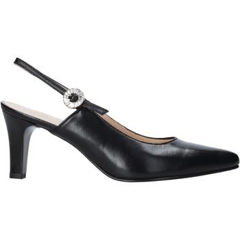 Pantofi Femei Sandale  Soffice Sogno E20036 Negru