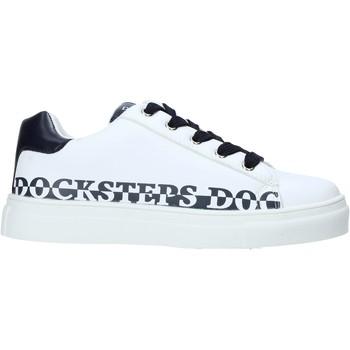 Pantofi Copii Sneakers Docksteps GLORY1 Alb