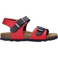 Pantofi Copii Sandale  Bionatura 22B 1002 Albastru