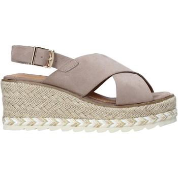 Pantofi Femei Sandale  Refresh 72854 Gri