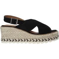 Pantofi Femei Sandale  Refresh 72854 Negru